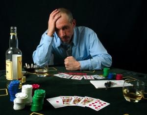 A Vanity Of A Gambler